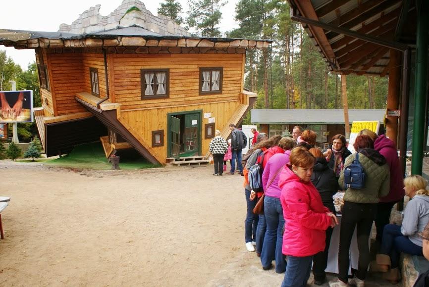Wycieczka do Trójmiasta, Szymbarka i Malborka w terminie: 5-6.10.2013