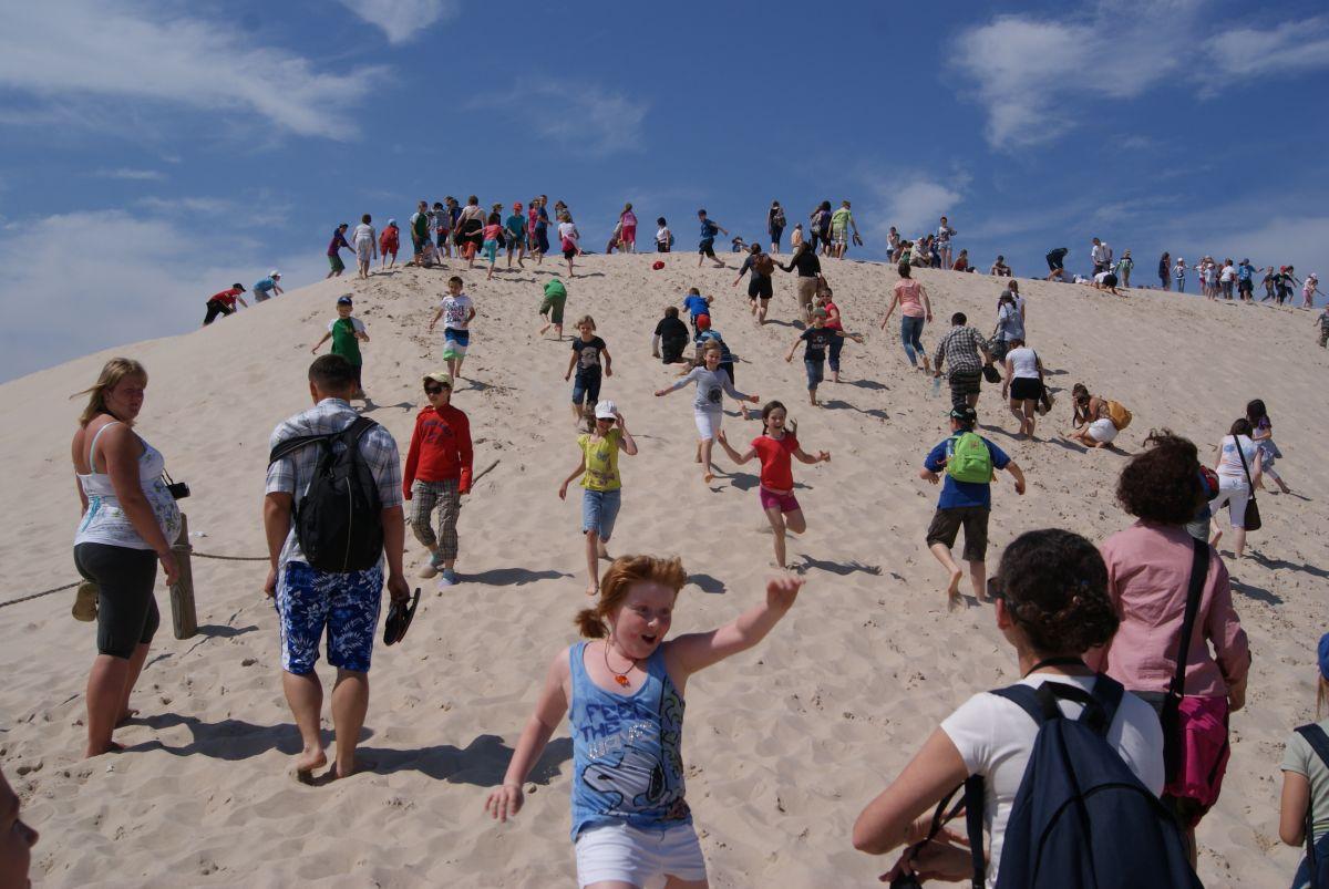Zielona Szkoła w Łebie 11-13.06.2012