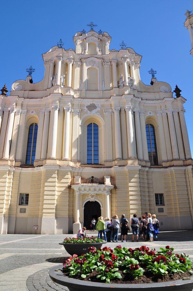 Wycieczka Wilno Kowno Troki 2-6.05.2012