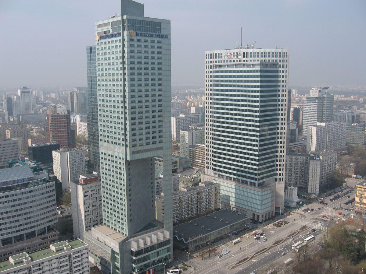 Wycieczka do Warszawy 18-20.04.2012