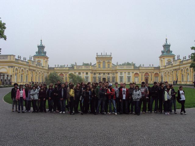 Wycieczka do Warszawy 10-12.05.2010